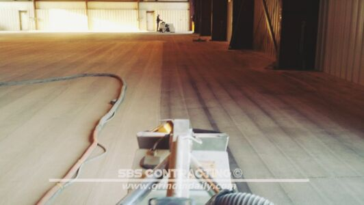 SBS Contracting Concrete Grinding Project 01 02