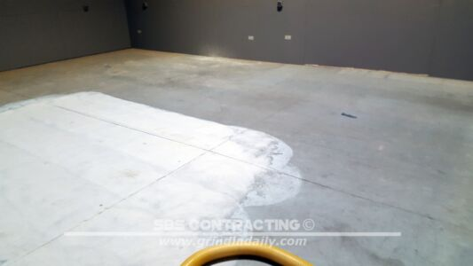 SBS Contracting Concrete Grinding Project 03 01