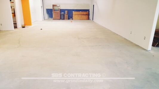 SBS Contracting Concrete Grinding Project 03 03