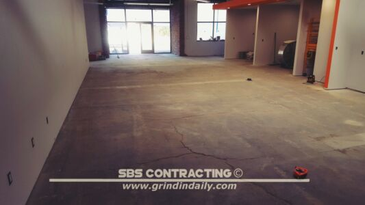 SBS Contracting Concrete Grinding Project 03 04