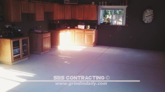 SBS Contracting Concrete Grinding Project 07 01