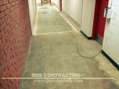 SBS Contracting Concrete Polish Project 03 02