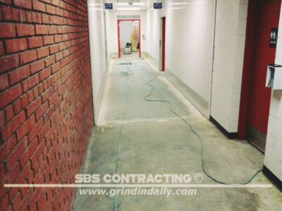 SBS Contracting Concrete Polish Project 03 03