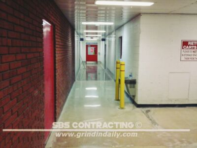 SBS Contracting Concrete Polish Project 03 04