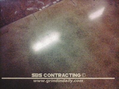SBS Contracting Concrete Polish Project 03 05