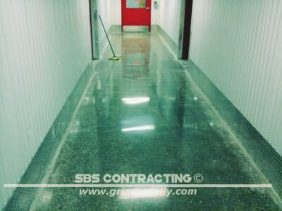 SBS Contracting Concrete Polish Project 03 06