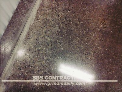 SBS Contracting Concrete Polish Project 03 07