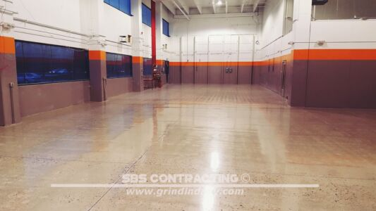 SBS Contracting Concrete Polish Project 06 08