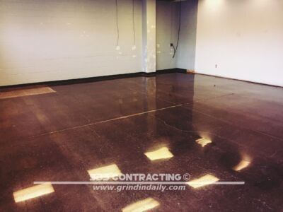 SBS Contracting Concrete Polish Project 08 02