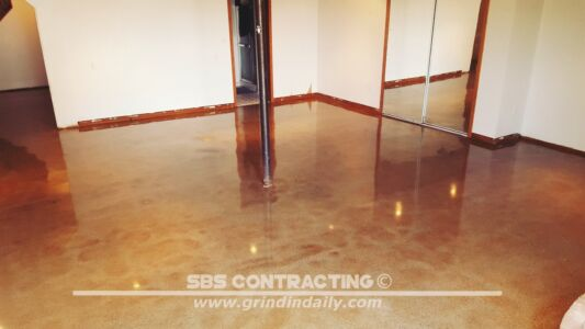 SBS Contracting Concrete Polish Project 13 03