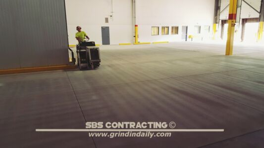 SBS Contracting Concrete Shot Blasting Project 02 04