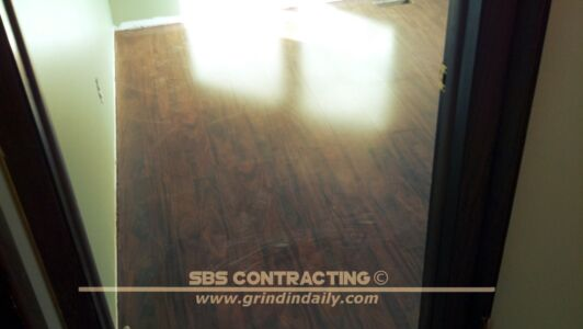 SBS Contracting Concrete Stain Project 01 01