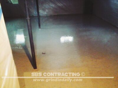 SBS Contracting Concrete Stain Project 03 02