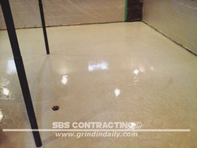 SBS Contracting Concrete Stain Project 03 03