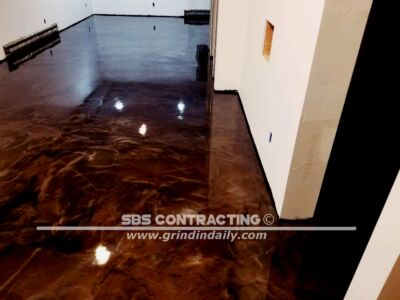 SBS Contracting Concrete Stain Project Metallic 02 2018 01 02