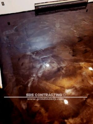 SBS Contracting Concrete Stain Project Metallic 02 2018 01 03
