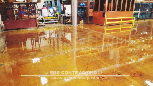 SBS Contracting Epoxy Project 07 02