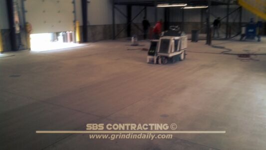 SBS Contracting Epoxy Project 09 03