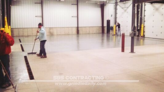 SBS Contracting Epoxy Project 09 05