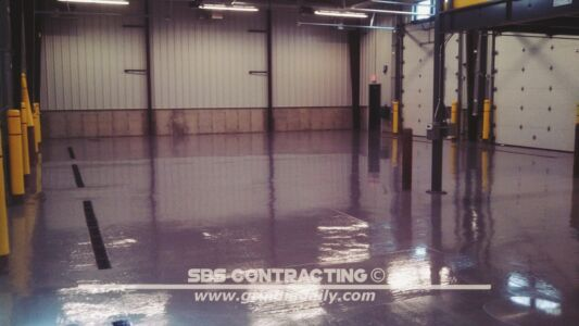 SBS Contracting Epoxy Project 09 06