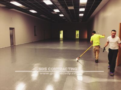 SBS Contracting Epoxy Project 10 05