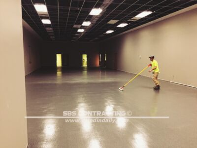 SBS Contracting Epoxy Project 10 07