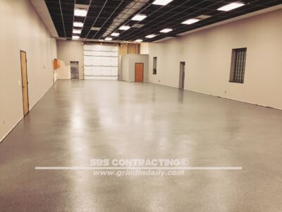SBS Contracting Epoxy Project 10 09