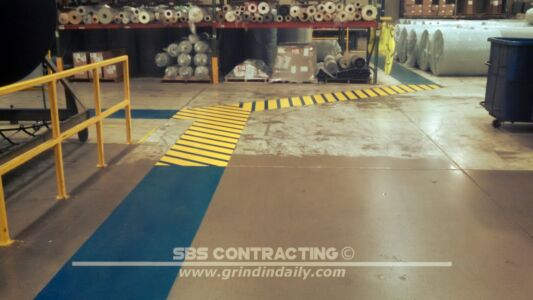 SBS Contracting Epoxy Project 13 01 Industrial
