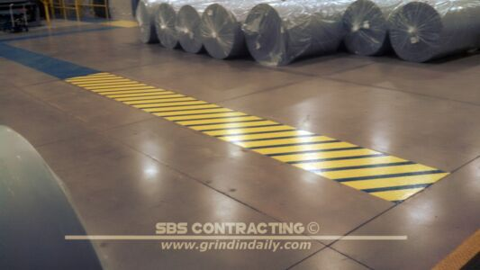 SBS Contracting Epoxy Project 13 02 Industrial