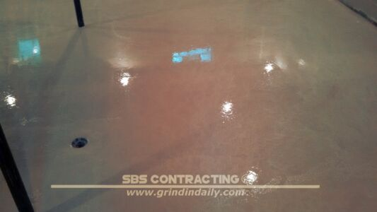 SBS Contracting Epoxy Project 16 02 White x White Metallic