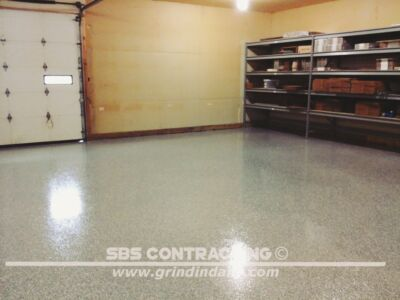 SBS Contracting Epoxy Resin Project 01 01 Garage