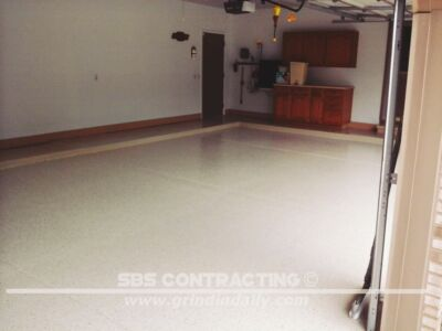 SBS Contracting Epoxy Resin Project 02 01 Garage