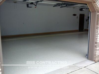 SBS Contracting Epoxy Resin Project 02 02 Garage