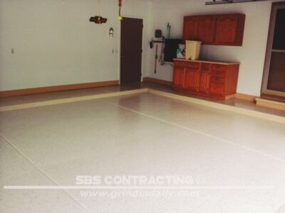 SBS Contracting Epoxy Resin Project 02 04 Garage