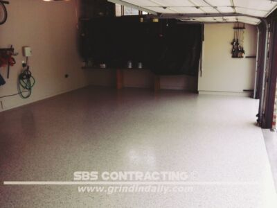 SBS Contracting Epoxy Resin Project 03 02 Garage
