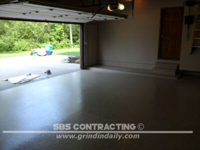 SBS Contracting Epoxy Resin Project 03 04 Garage