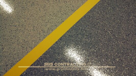 SBS Contracting Epoxy Resin Project 05 09