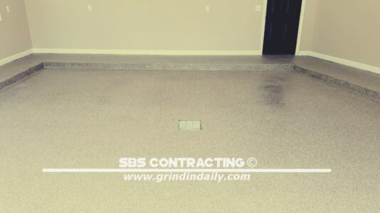 SBS Contracting Full Broadcast Micro Chip Epoxt Floor 08 2018 01
