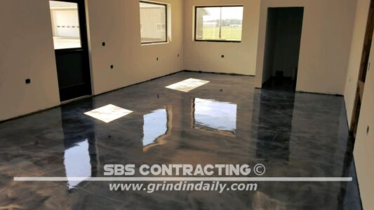SBS Contracting Metallic Stain Project 05 30 2018 02