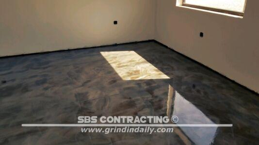 SBS Contracting Metallic Stain Project 05 30 2018 03
