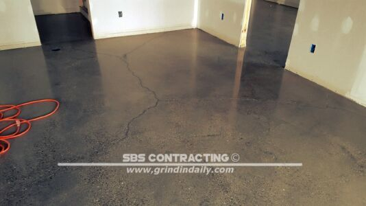 SBS Contracting Polished Concrete 05 04 2018 05