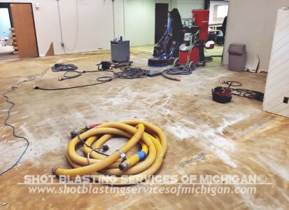 Shot Blasting Services Of Michigan Clear Coat 02 2020 02 02